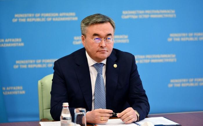 Tleuberdi:  Azerbaiyán es nuestro principal socio en el Cáucaso Sur