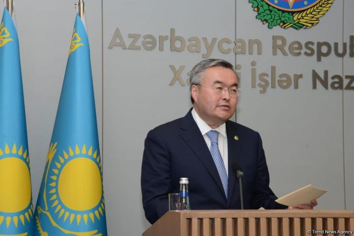Kazakhstan ready for mutual recognition of COVID passports with Azerbaijan - deputy PM