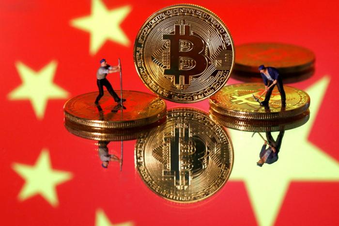 El bitcoin se hunde más de 10% por la represión en China contra el minado de criptomonedas
