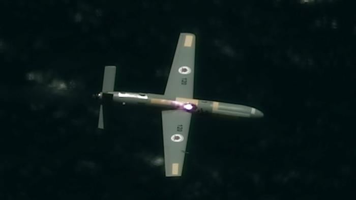 Israel probó con éxito una nueva arma láser de alta potencia para derribar drones