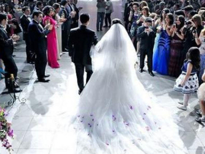 Azerbaijan allows holding wedding and engagement ceremonies