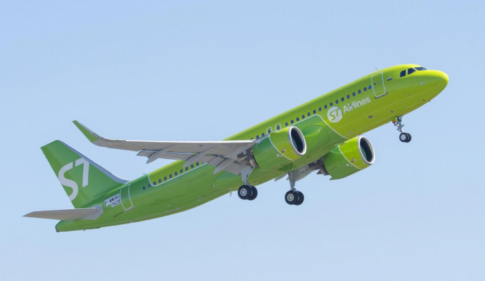S7 Airlines to launch flights on Voronezh-Baku route