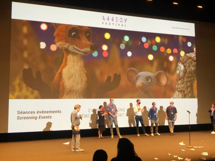 Azerbaijan joins Annecy International Animation Film Festival