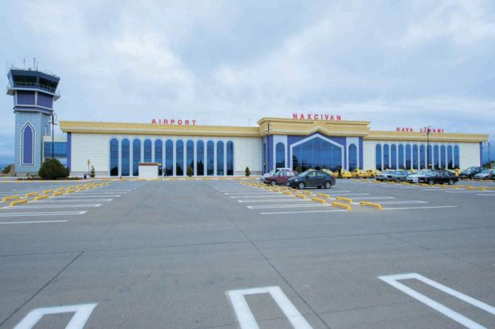 Nakhchivan International Airport withdrawn from Azerbaijan Airlines