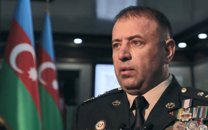President Aliyev awards Colonel Tehran Mansimov