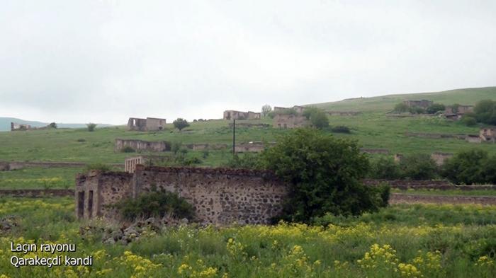 Azerbaijani MoD releases new video from Lachin –   VIDEO