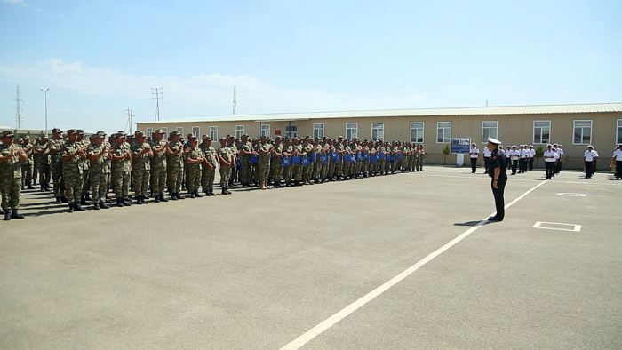 Azerbaijan Naval Forces hold event on occasion of Armed Forces Day