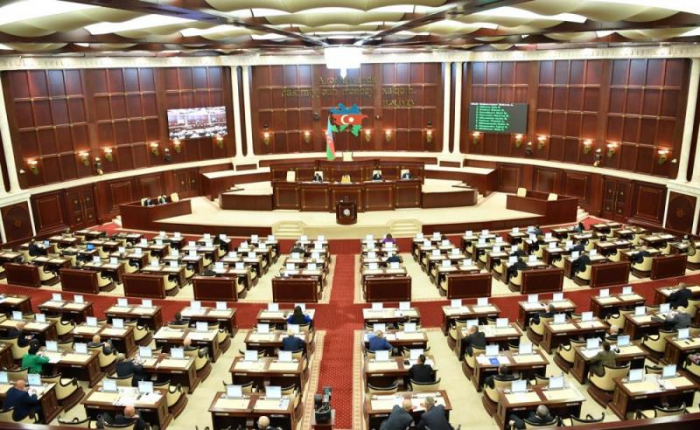 Azerbaijani parliament's next meeting kicks off