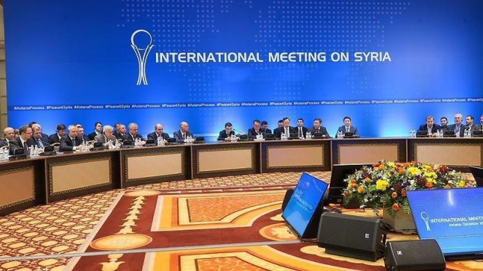 16th round of Astana talks on Syria to be held in early July