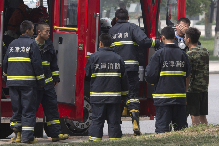 18 dead after fire at martial arts center in China, mostly kids