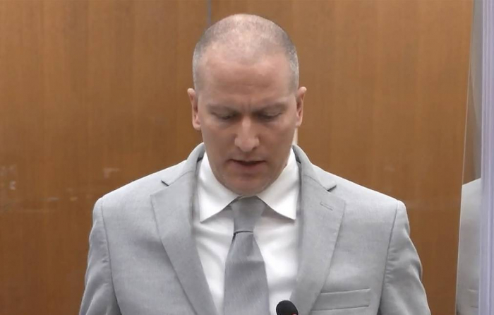 Ex-police officer Chauvin sentenced to 22.5 years in jail over George Floyd's murder