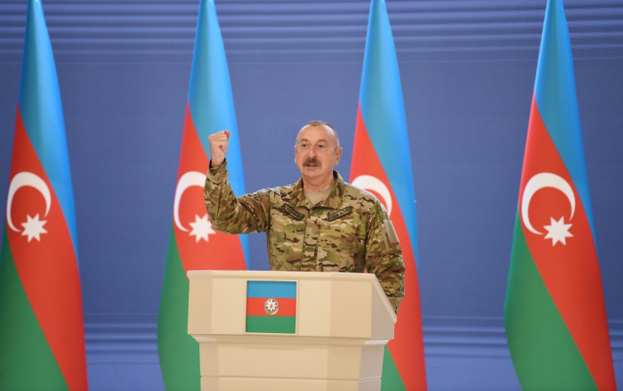"""""""There must be preparations for a peace agreement,"""" President Aliyev says"""