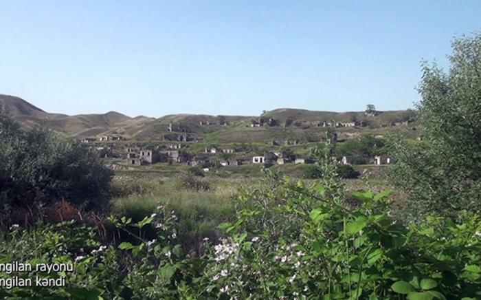 Azerbaijani MoD releases new   video   from liberated Zangilan