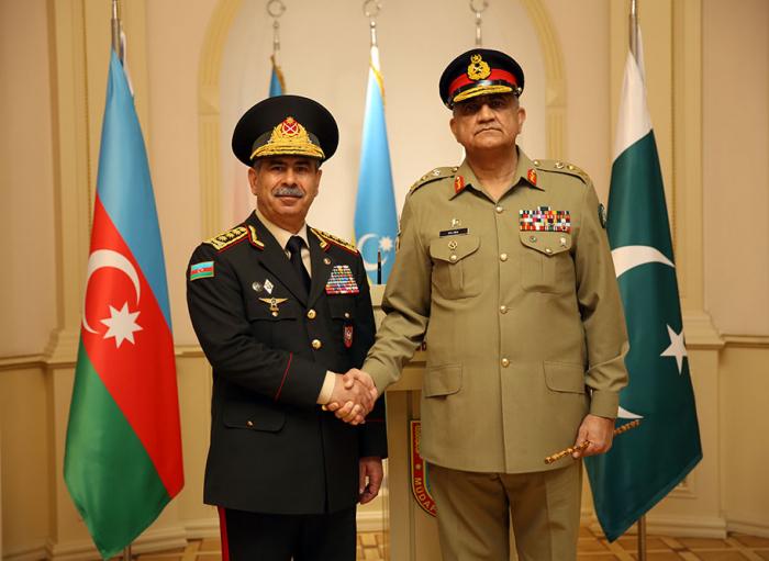 Gen Bajwa's Baku visit: prospects of Pakistan-Azerbaijan military cooperation –  OPINION