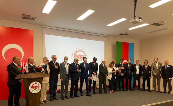 House of Azerbaijan and Shusha conference hall opened in Ankara