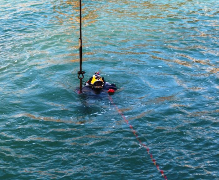 FHN:    5 nəfər dənizdə batmaq təhlükəsindən xilas edilib
