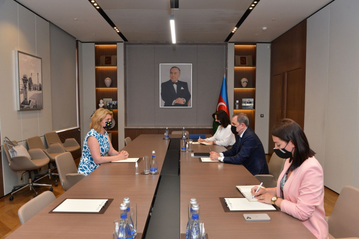 Azerbaijan attaches great importance to co-op with EBRD – minister