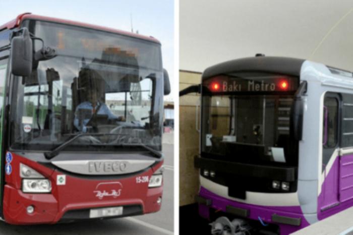 Azerbaijan makes decision on public transport during special quarantine regime
