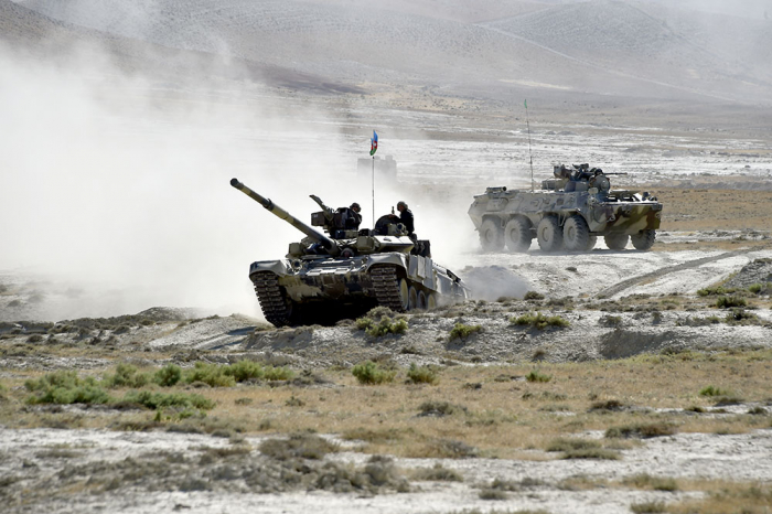 Azerbaijan and Turkey continue joint military exercises –   VIDEO