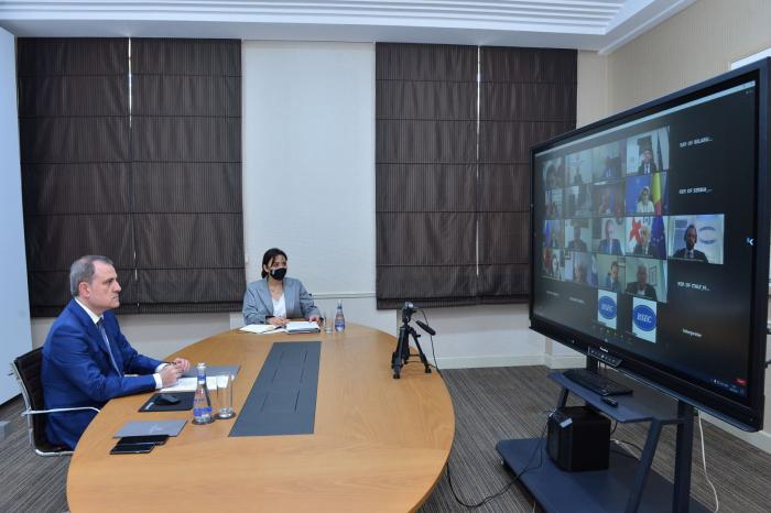 FM:Azerbaijan proposes Armenia to start bilateral discussions on border delimitation