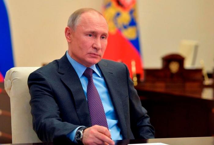 Putin reveals he received Russia's Sputnik V vaccine