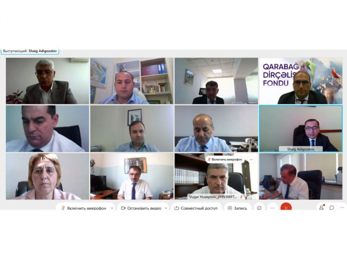Working Group on Environmental Issues in Azerbaijan