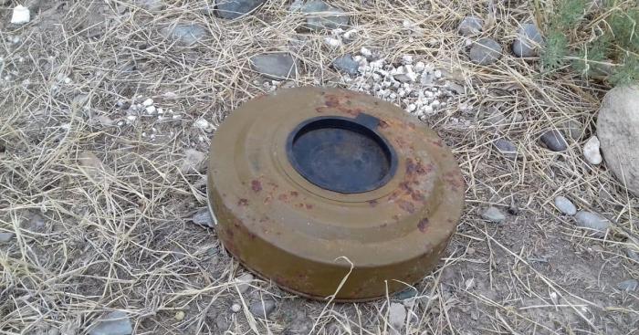 أعدت شركة Haber Global قصة حول خرائط حقول الألغام في أغدام التي تم استلامها من أرمينيا -   فيديو