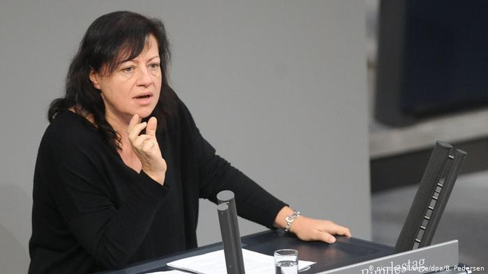 """سياسية ألمانية:   """"وفاة الصحفيين نبأ فظيع"""""""