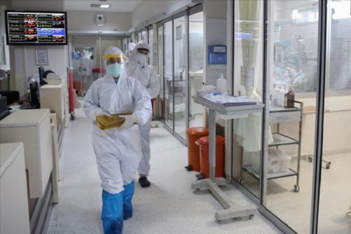 Türkiyədə daha 58 nəfər koronavirusdan həyatını itirib