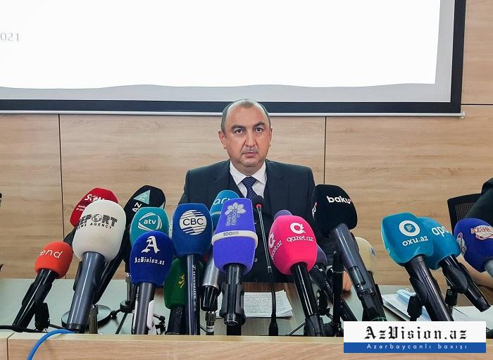 """""""Oxçuçay daha çox çirklənməyə məruz qalıb"""" -    Nazir müavini"""