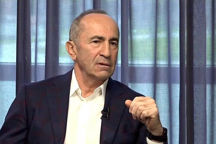 Robert Kocharyan: 80 thousand people left Armenia forever within four months