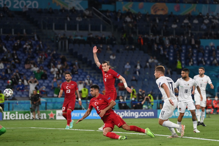 AVRO-2020-nin ilk oyunu:  Türkiyə məğlub oldu -  YENİLƏNİB