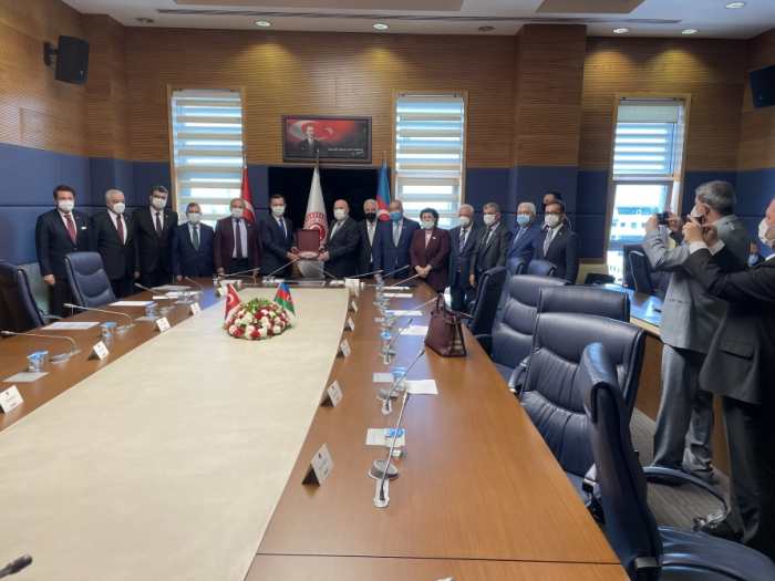 Azerbaijan, Turkey enjoy ample opportunities for expanding interparliamentary cooperation