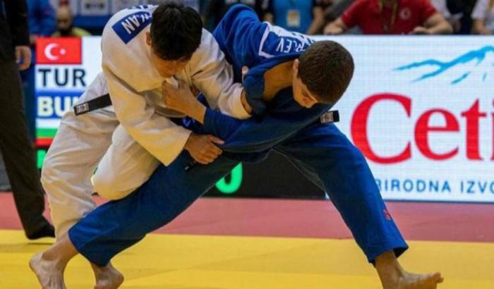 Azerbaijani judokas win three medals at Porec Cadet European Cup 2021