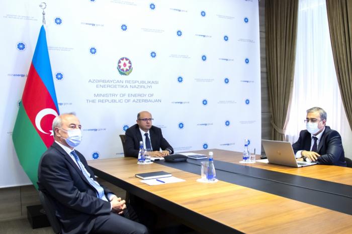 Azerbaijan, Gazprombank discuss prospects for energy cooperation
