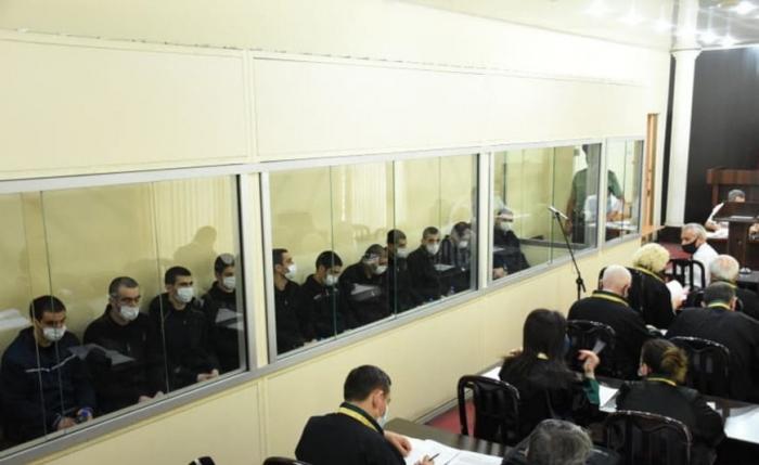 14 Armenian terrorists stand trial in Azerbaijan