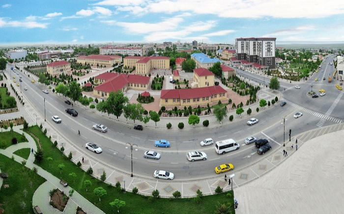La population de Nakhitchevan a augmenté