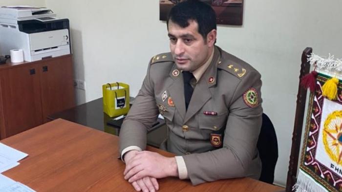 Jurnalisti hədələyən polkovnik işdən çıxarıldı