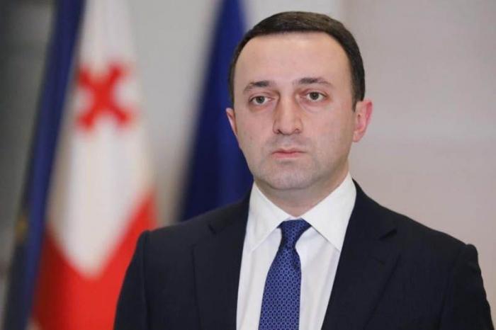 غاريباشفيلي يرحب بخطوة أذربيجان