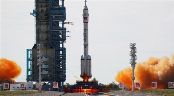 الصين ترسل مركبة الفضاء المأهولة شنتشو-12 في مهمة تاريخية