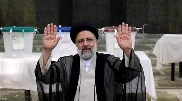 إبراهيم رئيسي يفوز بالانتخابات الرئاسية في إيران