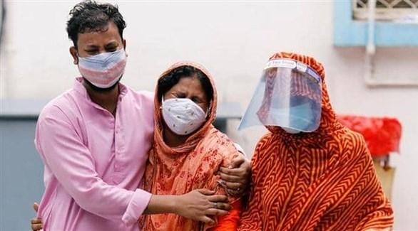 الهند تسجل أقل عدد إصابات بكورونا خلال ثلاثة أشهر