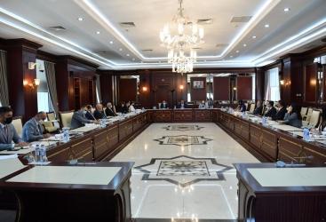 Comisión de Milli Majlis se dirigirá al Parlamento y al Gobierno de los Países Bajos