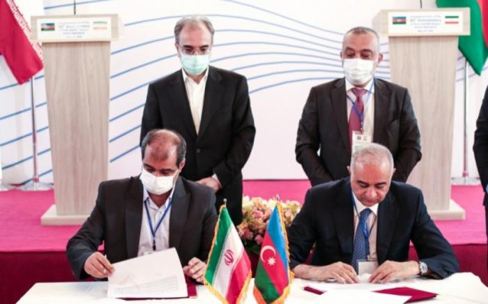 İranla Araz çayı ilə bağlı protokol imzalandı