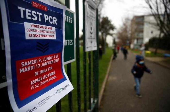 Fransa əcnəbilər üçün korona testlərini pullu edir