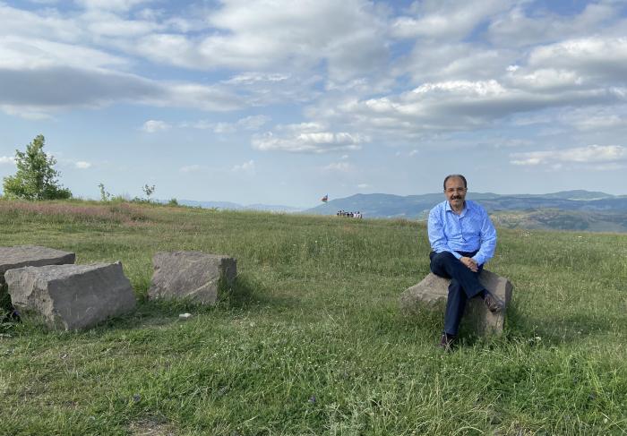 السفير التركي في شوشا -   صور