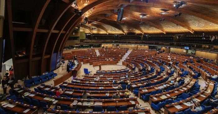 الوفد الأذربيجاني يشارك في الدورة الصيفية لـالجمعية البرلمانية لمجلس أوروبا