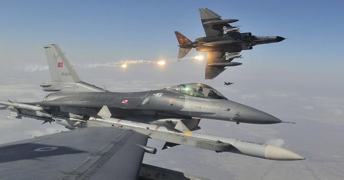 أجرى الطيران التركي عملية عسكرية أخرى -  فيديو