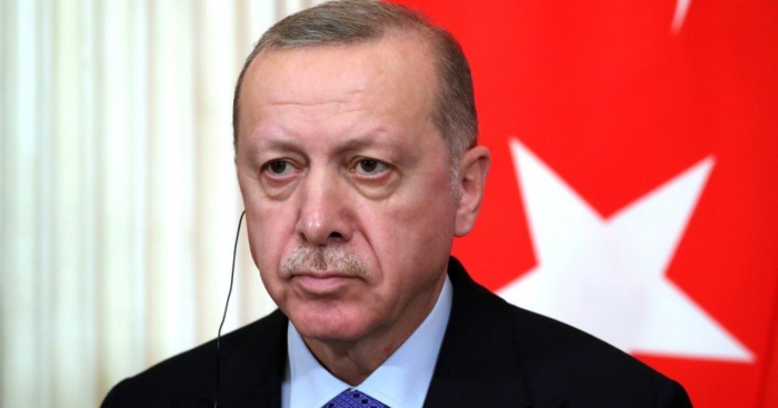 أردوغان يلتقى مع العسكريين الأتراك العاملين في مركز المراقبة في أغدام -   صور