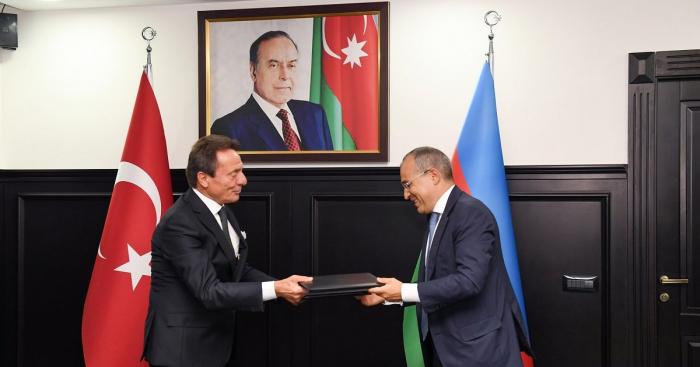 وزارة الاقتصاد:   حيازة تركيا الكبيرة ستستثمر في الاقتصاد الأذربيجاني - صورة